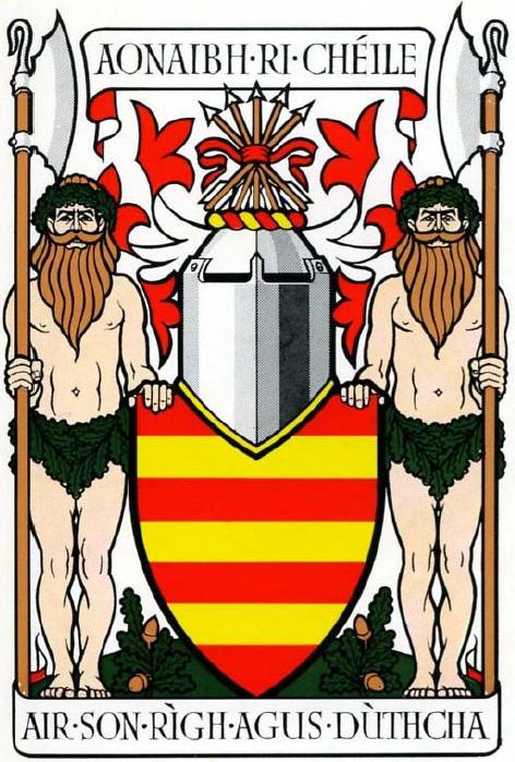 Armoiries de Lochiel