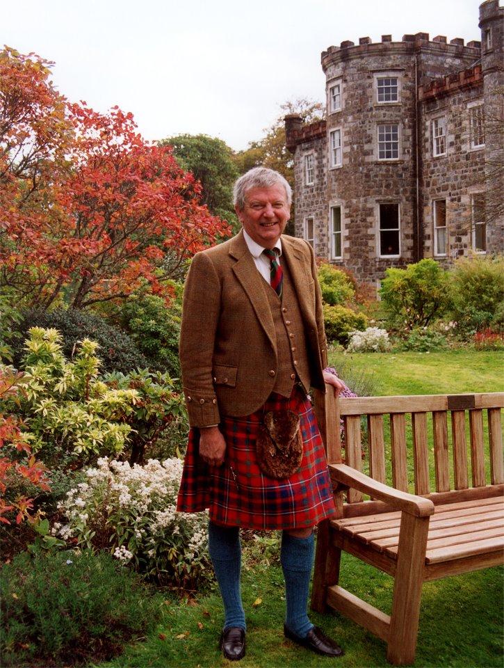 Donald Angus Cameron of Lochiel XXVIIe chef du clan