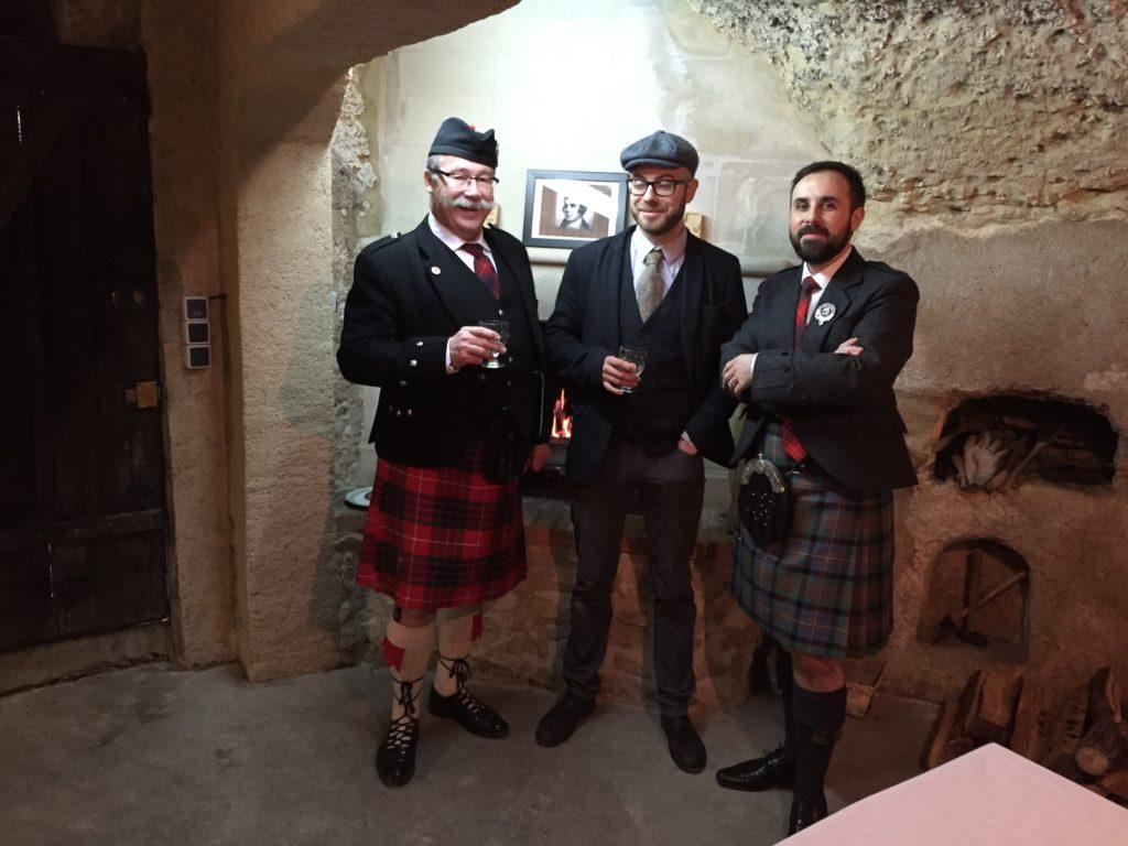 Clansmen du Clan Cameron France