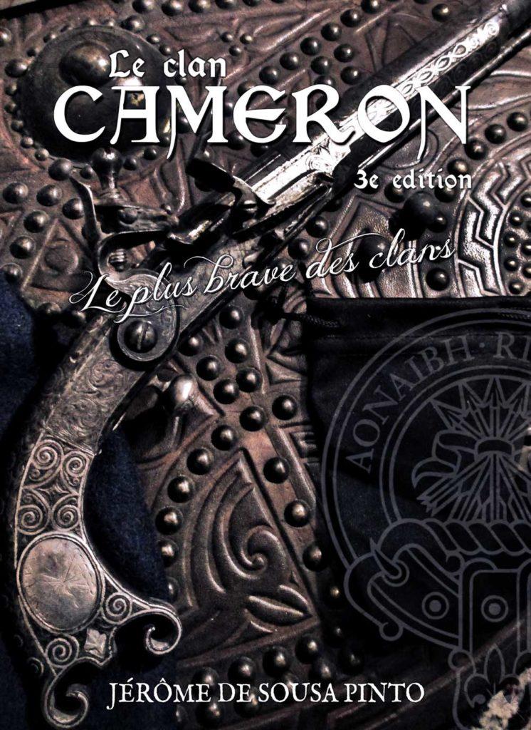 couverture livre clan Cameron - 3e édition